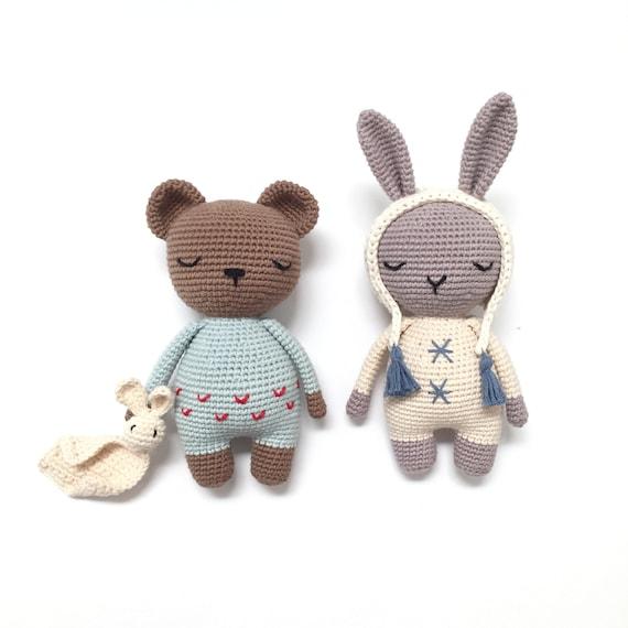 La Crocheteria SAMUEL TOMAS crochet pattern Patrón amigurumi | Etsy