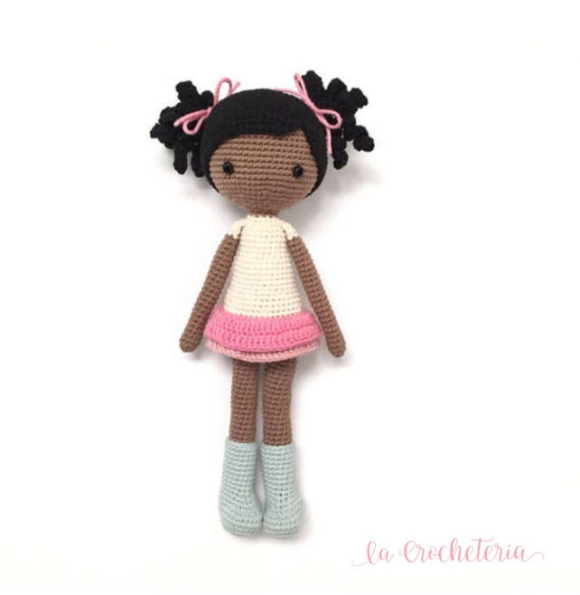 La Crocheteria MARINA crochet pattern Patrón amigurumi | Etsy