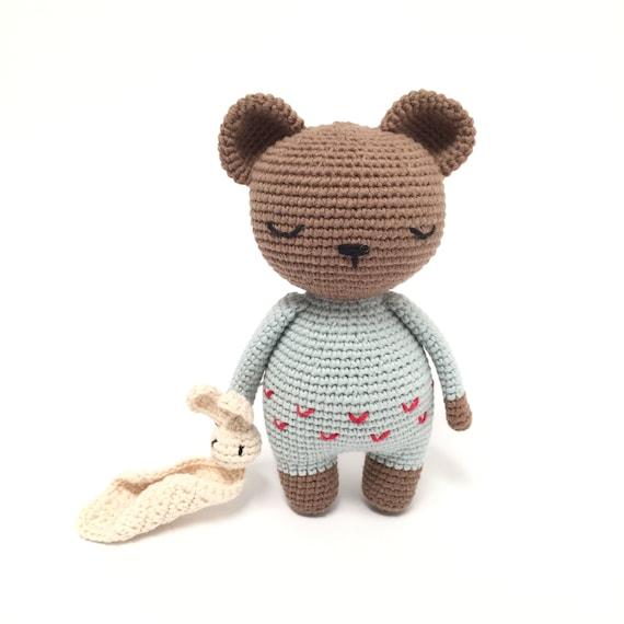 La Crocheteria SAMUEL crochet pattern Patrón amigurumi | Etsy
