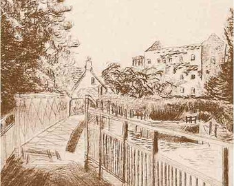 Osney Mill, Oxford