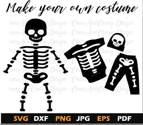 It's just a picture of Skeleton Costume Template Printable in crayon costume