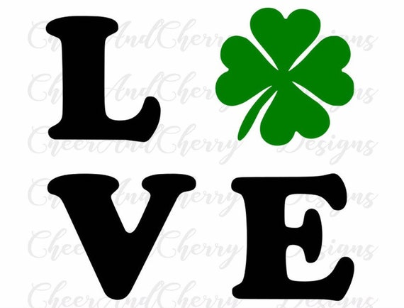 799+ Love Shamrock Svg Amazing SVG File