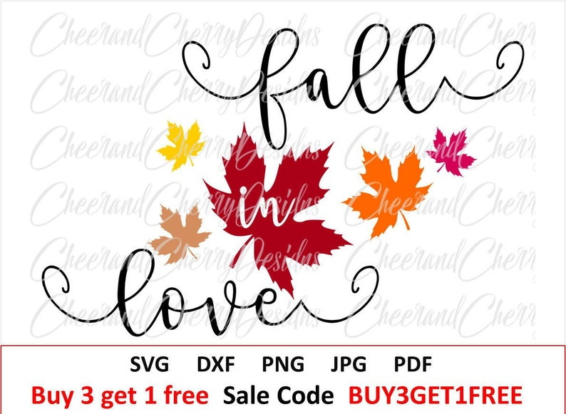 Download Fall Svg file Thanksgiving Svg Fall cut file Fall in love ...