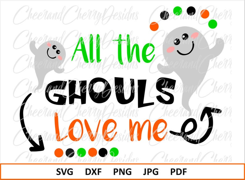 Halloween Svg For Boys First Halloween Svg For Baby Ghouls Svg Etsy