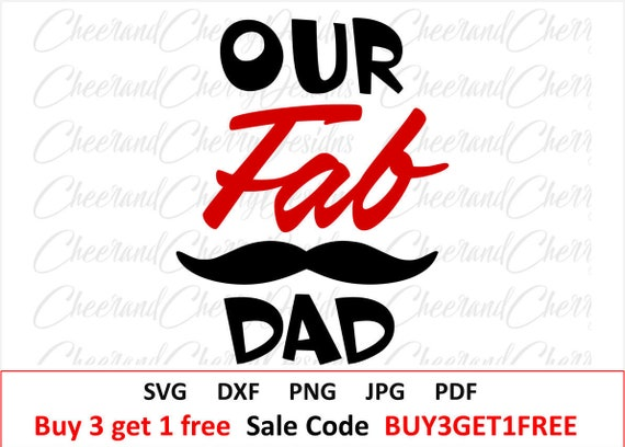 Dad Svg Design Fathers Day Svg File Best Dad Svg Father Cut Etsy