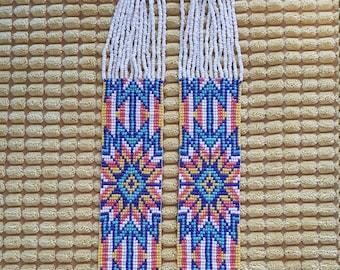 Native necklace ....