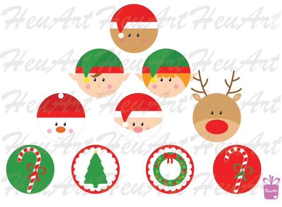 image 0 - Christmas Toppers
