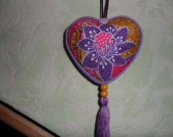 heart decorative hanging or for your friends