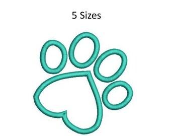 Cats paw design | Etsy