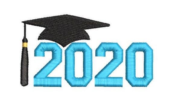 Ou Graduation 2020.2020 Graduation Embroidery Design Senior Graduate Embroidery Pattern 4 Sizes 4x4 Hoop Multiple Formats Download