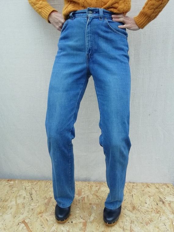 Vintage Levis high waisted womens denim jeans