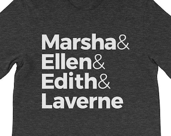 Queer Women Heroes Shirt | Lesbian Shirt | Trans Women Shirt | Transgender Shirt | Trans Heroes Shirt | Lesbian Heroes Shirt