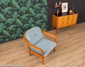 60s Armchair, Wilhelm Knoll, sofa, 50s, vintage (507035)