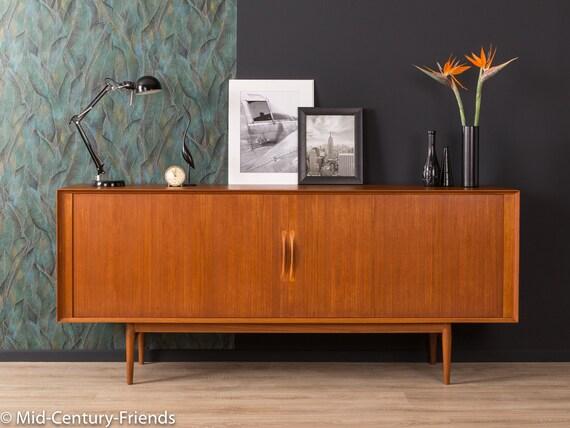60er Sideboard Arne Vodder Kommode 50er Vintage Etsy