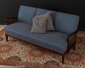 50s sofa, couch, 60s, vintage (707042)