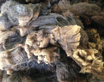 Whole Merino Fleece, 18 micron, Raw Fleece