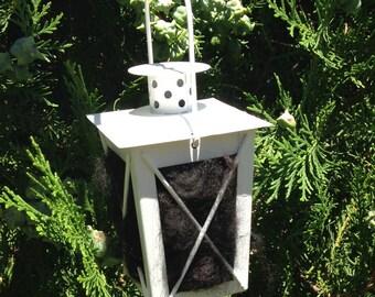 Bird Nester, Garden decoration, Gift, Housewarming Gift, Nesting Material