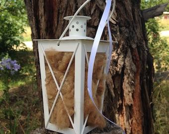 Bird Nester, Garden decor, Housewarming Gift, Nesting Material