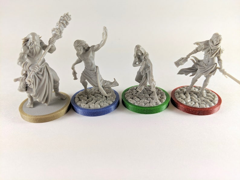 Identification Rings for Kingdom Death: Monster image 1