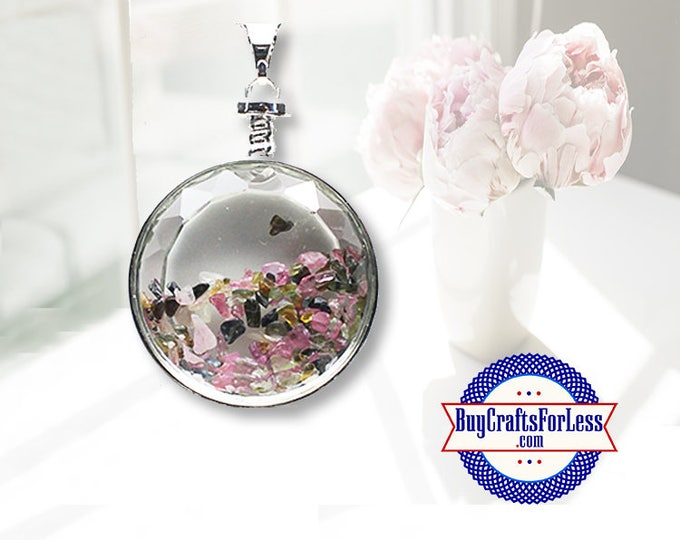 CLEARANCE Crystal PENDANT, Reiki Natural Tourmaline +FREE SHiPPING & Discounts*