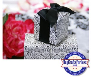 Square GiFT BOX or PARTY FAVoRS with Tissue +FREE SHiPPiNG & Discounts*