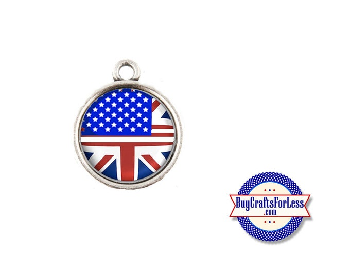 USA - UK Honoring Our Friendship - One Love - London - Manchester -2 sizes +FREE Shipping & Discounts*