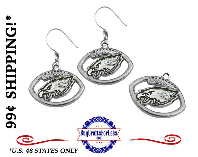 PHILADELPHIA EARRINGs or CHARMs - Super CUTE!  +99cent SHiPPiNG