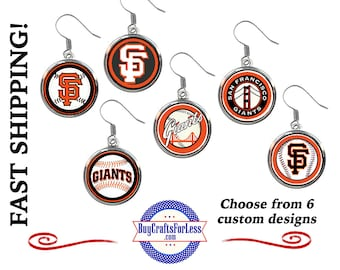 SAN FRANCiSCO EARRINGS, Choose from 6 Styles  +FREE SHiPPiNG & Discounts