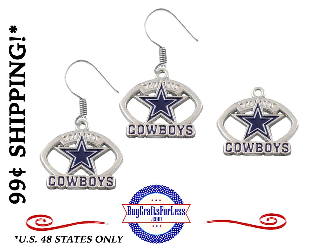 DALLAS EARRiNGs Or CHARMs