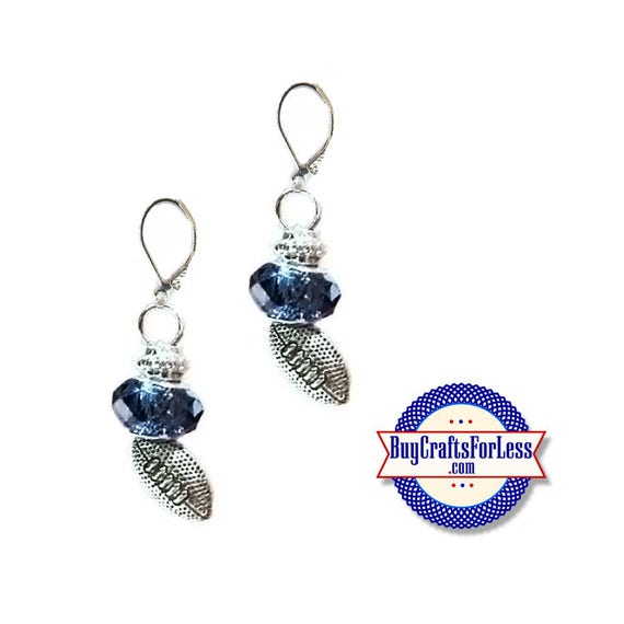 99cent Shipping~ EARRINGS, Football, Dark Blue Team Colors - New England and others +49cents for addf'l item & Discounts*