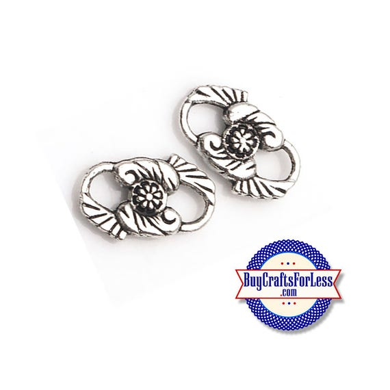 Fancy CONNECTOR Charm, 6, 12, 24 pcs  +FREE SHiPPiNG & Discounts*