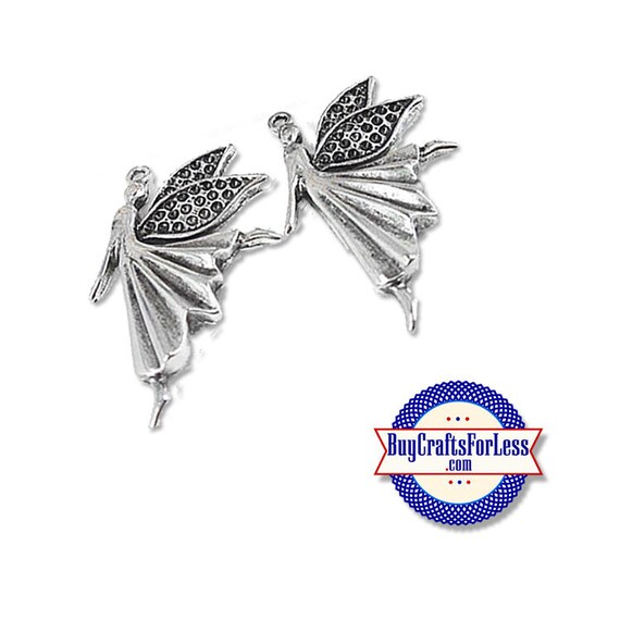 Flying FAIRIES  Charms, 2, 4, 6 pcs  +FREE SHiPPinNG & Discounts*