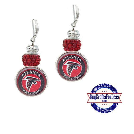 ATLANTA Earrings with Glittery Beads!  +Discounts & FREE Shipping*