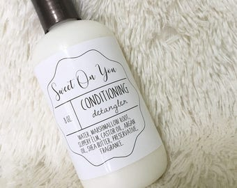 Natural Hair Care, Black Hair Care, Natural Hair Products, Conditioner, Black Hair Products, Leave In Detangler, Detangler