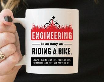 Engineer Mug, Engineer Gifts, Engineering Gifts, Gifts For Engineers, Gifts For Him, Gifts For Dad, Gifts For Stepdad, Funny Mugs for Men