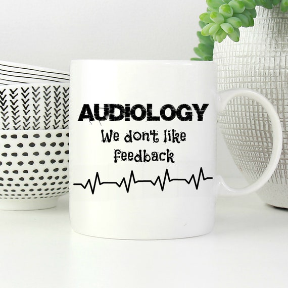 Audiology Mug Audiology Graduation Audiology Gift | Etsy