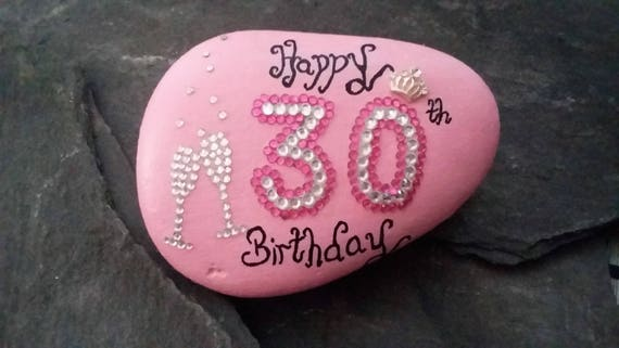 18th 21st 30th 40th Birthday Keepsake Gift For Her