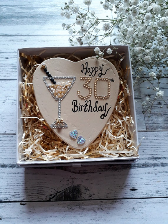 30th Birthday Gift For Her 30