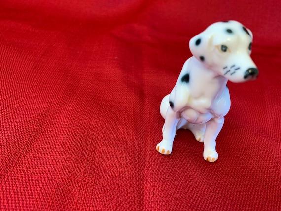 ICING 2002 by Claire s vintage  unique Dog Figurine Dalmatian Chicago