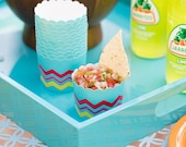 Final Fiesta Party Snack Cups