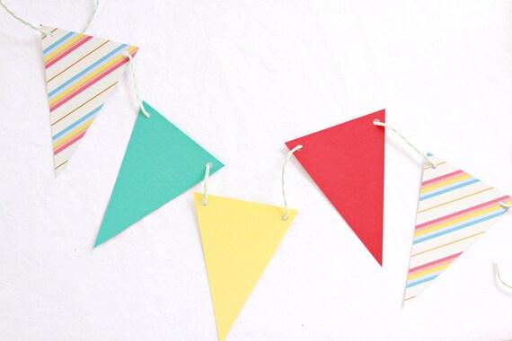 Rainbow Party Banner, First Birthday, Happy Birthday, One Rainbow Garland, Rainbow Baby Shower, One High Chair Banner, 1st, Party Supplies