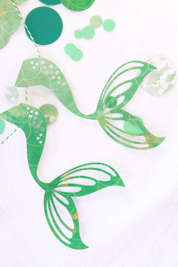 Mermaid Tail Banner,  Last Splash Bachelorette Party, Party Our Tails Off