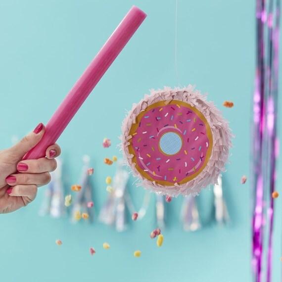 Donut Pinata, Donut Grow Up Party, Donut Kill My Vibe Party Decorations, Dessert Buffet Decor
