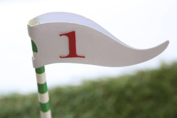 Golf Cake Topper, Dad's Birthday Ideas