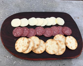 Cocobolo Cheese Platter