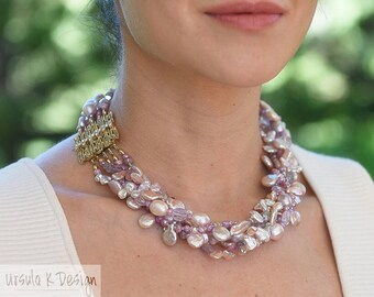 Multistrand Necklaces