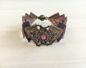 Handmade in Santorini by Bella Jocalia Miyuki Bracelet Bracelet  Ypati   from collection Greek Muses