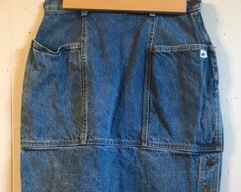 b149c035da Vintage Georges Marciano For Guess High Waist Denim Pencil Skirt, Guess Denim  Skirt, 23