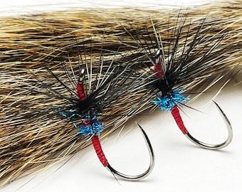 Flash Mob!: Package of 2 flies, fly fishing flies, Trout flies, Tenkara, fly fishing, Tenkara flies, TYROAM, ty roam