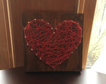 Custom Heart Square